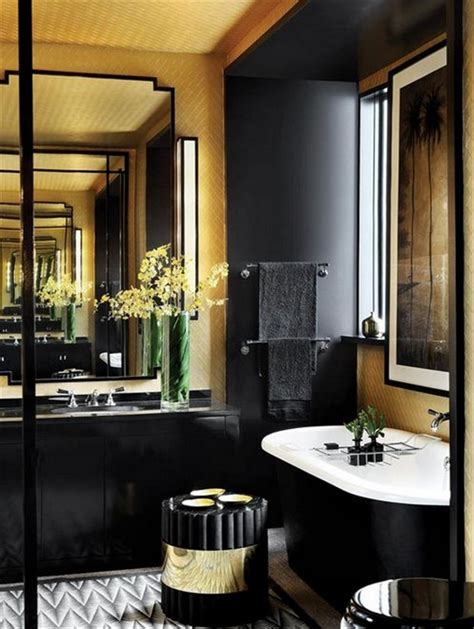 Luxury Bathroom Interior Design Ideas 10 Black Luxury Bathroom Design Ideas Decor10