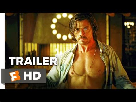 se filmer bad times at the el royale gratis bad times at the el royale trailer 2018 chris hemsworth