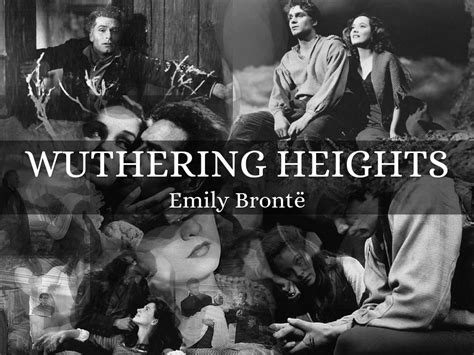 themes of love in wuthering heights wuthering heights by asench10