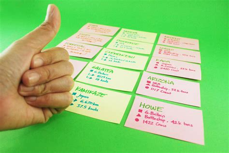 how to make a flash card for studying how to memorize flashcards effectively with pictures