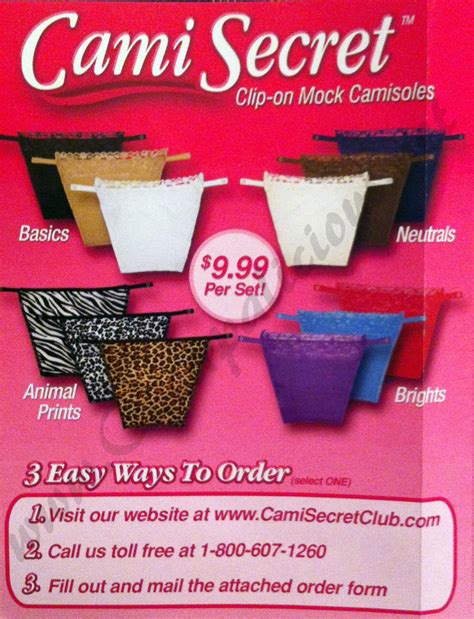 Cami Secret2 cheapalicious trying out cami secret