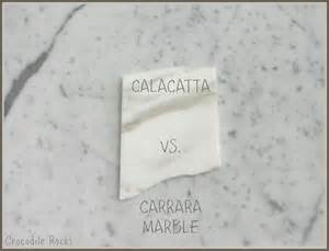 Soapstone Rock Calacatta Vs Carrara Crocodile Rocks