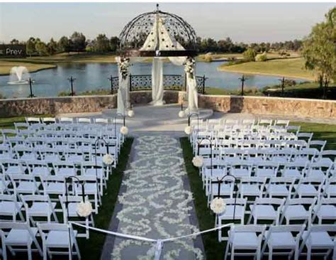 wedding ceremony and reception venues in southern california ranch country club outdoor and garden weddings