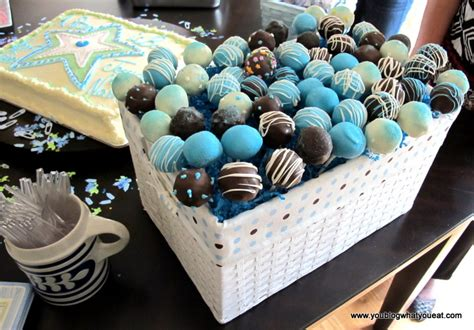 how to make white chocolate lollipops for baby shower you what you eat special occasion