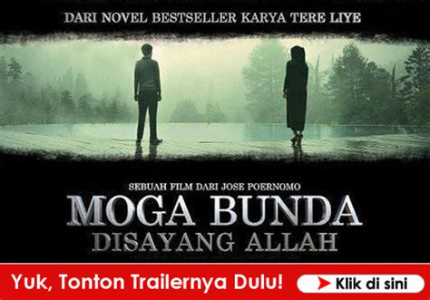 Moga Bunda Disayang Allah Novel Tere Liye Best Seller novel moga bunda disayang tuhan