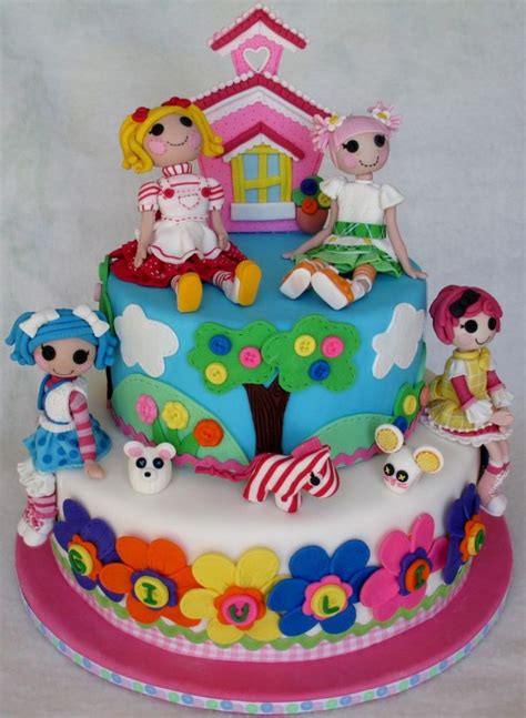 Lalaloopsy Cake 265 best images about cakes lalaloopsy on