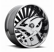 S507  Razz DUB Wheels