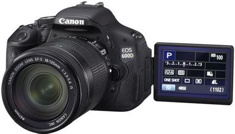 Kamera Canon 600d Bhinneka harga kamera canon dlsr untuk pemula seputar ilmu fotografer 2018