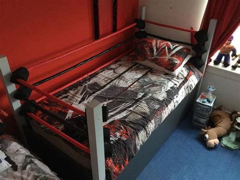 wrestling ring bed for sale wwe beds amusing a wrestling ring bed no one would sleep
