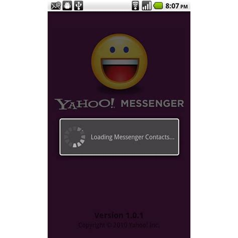 yahoo messenger app for android 10 best android apps