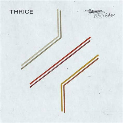 thrice beggars thrice beggars reviews album of the year