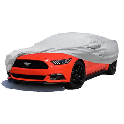 Tapis D Auto Mustang by Covercraft Housse D Auto Gris Mustang 2015 2019 Cc17794gk