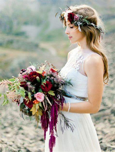 Floral Hair Arrangements Trend 2008 by 2015 Wedding Trends Sue Gallo Designs A Hamilton Niagara