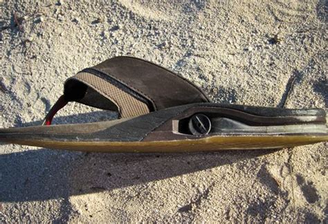 reef sandals with flask reef sandals bottle opener and flask bonefishing sandals