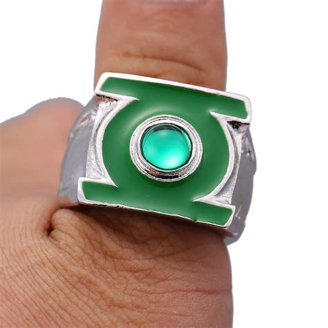 buy wholesale green lantern ring  china green lantern ring wholesalers