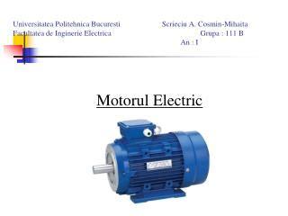 motorul electric ppt motorul otto powerpoint presentation id 2355915