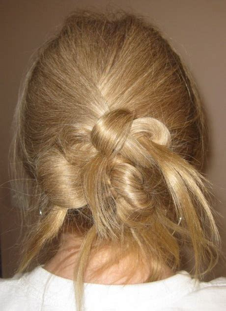 hairstyles for long hair knots hairstyles knots