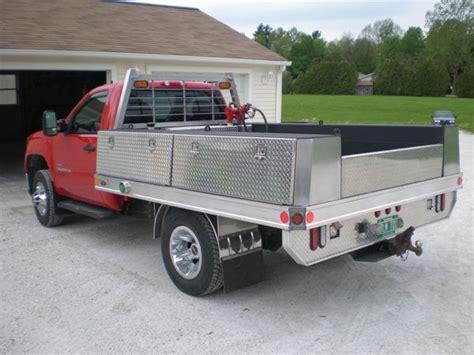 Cm Truck Beds Arrow Lite Aluminum Stake Platform Truck Body