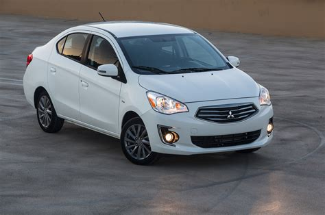 Mitsubishi Mirage Motor 2017 Mitsubishi Mirage G4 Reviews And Rating Motor Trend