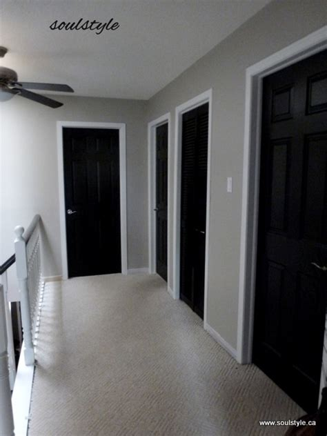 Black Interior Door by Black Interior Doors Soulstyle