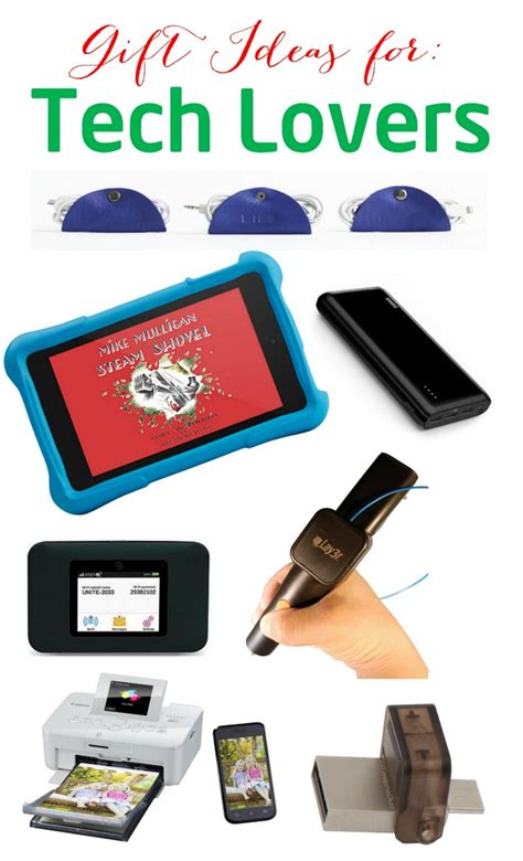 tech gifts gift ideas for technology lovers simply darr ling
