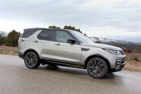 2017 land rover discovery custom 2017 land rover discovery first drive