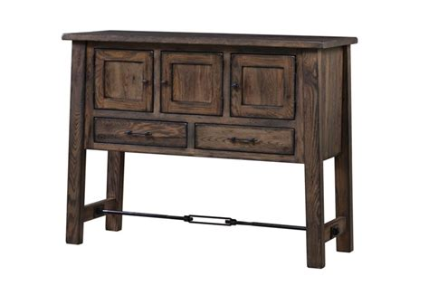 lancaster ouray sideboard from dutchcrafters amish furniture