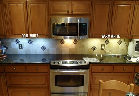 led lights warm vs cool led light color temperature warm vs cool white