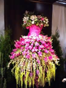 In the past florists were buying mannequin forms when they were