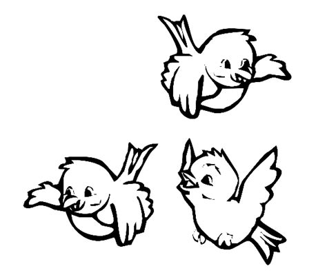 coloring page of birds flying cute pokemon torchic images pokemon images