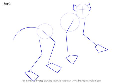 rhesus monkey coloring page learn how to draw a rhesus macaque primates step by step