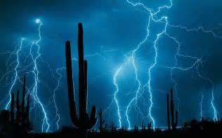 Lightning Blue Beautiful Lightning Storms Wallpaper