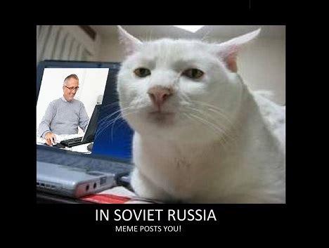 Russian Cat Meme - post funny memes lol thread