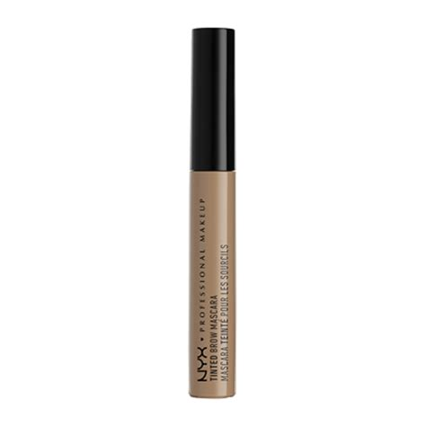 Nyx 3d Tint Cosmetics nyx professional makeup tinted brow mascara 6 2g feelunique