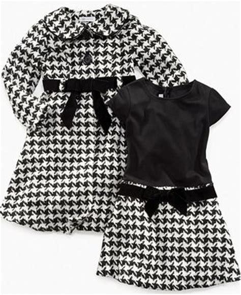 Houndstood Set houndstooth coat and dress set style icons houndstooth coat dress
