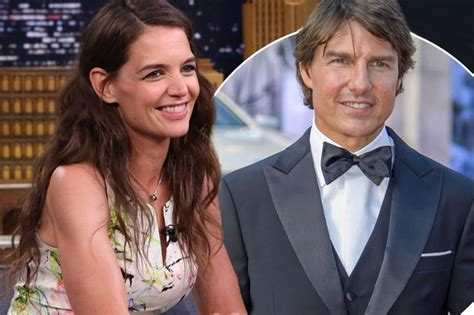 tom cruise gets married katie holmes seems happy and relaxed amid rumours ex tom