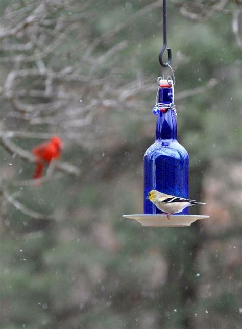 cardinal bird feeders homemade woodworking projects plans