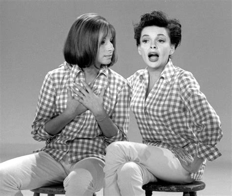 barbra streisand on judy garland best 25 judy garland ideas on pinterest