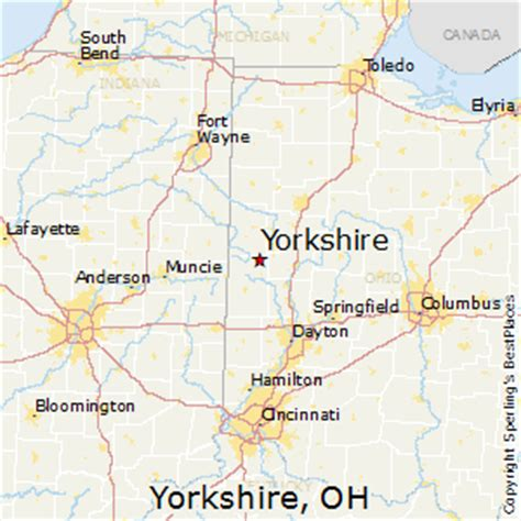 yorkies ohio best places to live in ohio