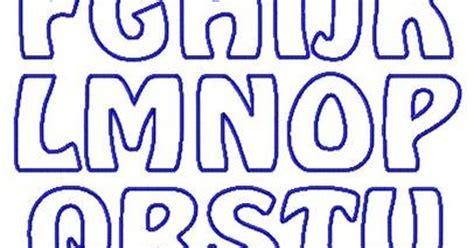 printable alphabet applique applique letter templates free google search letters