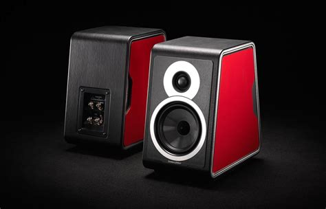 sonus faber chameleon b bookshelf speakers trade in