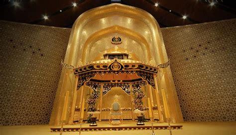 istana nurul iman inside check out istana nurul iman