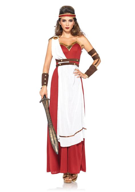 Spartan Warrior Costume Women | adult spartan goddess woman warrior costume 40 99 the