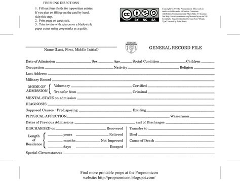 emergency room release form template 16 emergency room discharge template propnomicon august