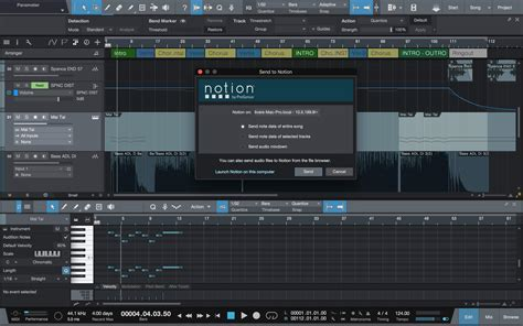 three one presonus studio one 3 3 integrates with new notion 6