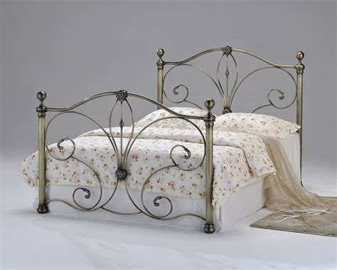 brass bed headboard queen size antique brass finish headboard footboard