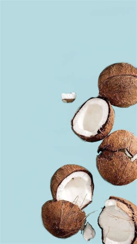 coconut wallpaper  iphone