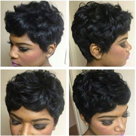 short haircuts for black women without relaxer best 25 thick pixie cut ideas on pinterest short hair long