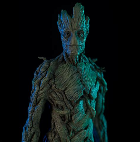 marvel film groot marvel movie groot figurine 36 cm guardians of the galaxy