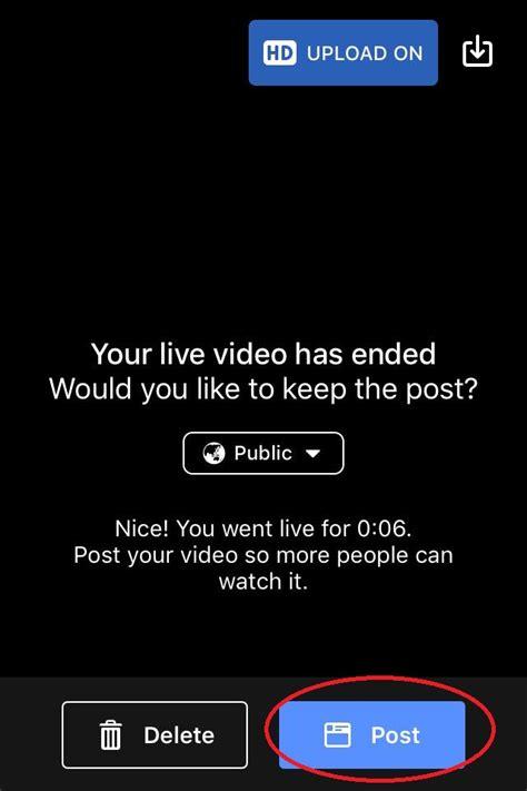 cara membuat video streaming online live cara membuat siaran langsung di facebook live streaming